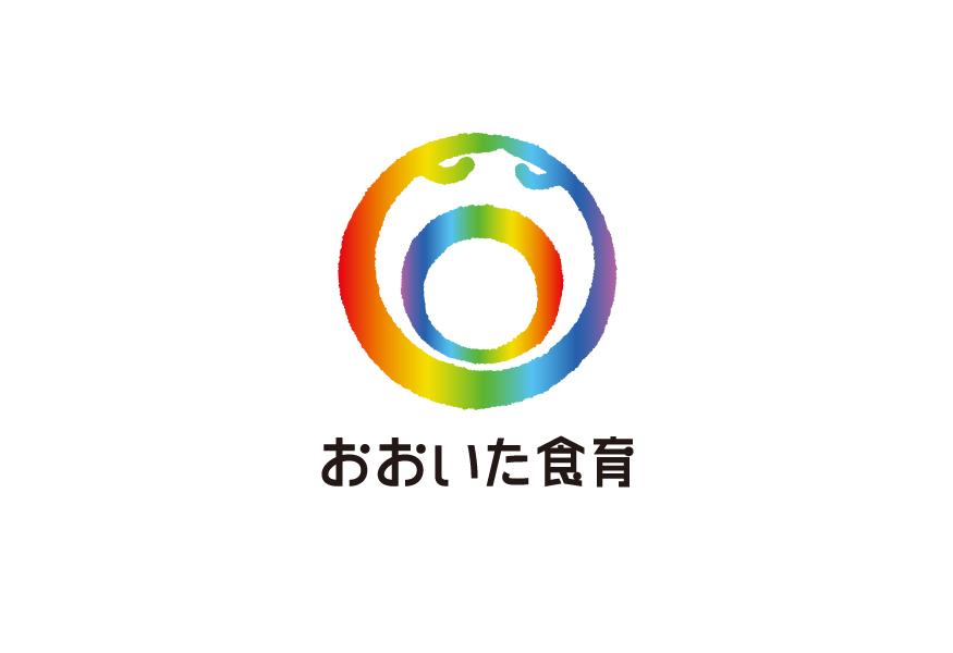 おおいた食育 WA-SHOKU運動 ロゴ